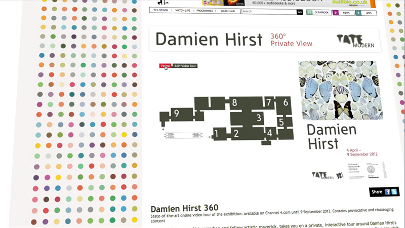 Hirst map